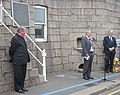 Jersey WWII 28 June 1940 bombing commemoration 2013 11.jpg