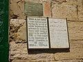 Jerusalem Cotton-merchant's market gate info (6036407658).jpg