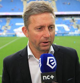Jerzy Brzęczek Polish footballer