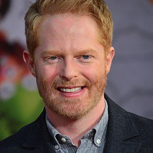 Jesse Tyler Ferguson - Ferguson at the Muppets Most Wanted premiere on March 11, 2014