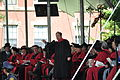 Jimmy tingle harvard graduate english address 2010.JPG