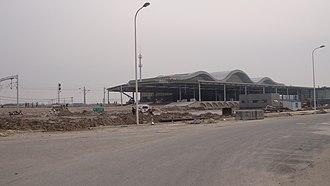 Jinshan Railway - Jinshanwei Station