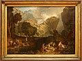 Jmw turner, la dea della disocrdia sceglie il pomo della contesa nel giardino delle esperidi, ante 1806, 01.jpg