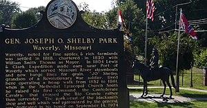 Joseph O. Shelby - Joseph Shelby Park