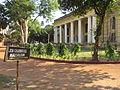 Job Charnock's Mausoleum way in St.John's Church, Kolkata.JPG