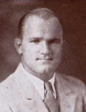 Joe Holsinger - Image: Joe Holsinger (1930 Seminole)