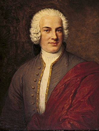Berenberg family - Johann Berenberg (1718–1772), owner of Berenberg Bank