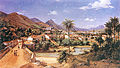 Johann Georg Grimm, Vista Panorâmica de Sabará.jpg