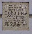 Johannes Brahms Wien Karlsgasse 2.jpg