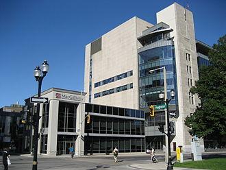 Main Street (Hamilton, Ontario) - John Sopinka Courthouse, Main Street East