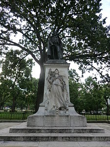 John Barry statue at Washington DC.JPG