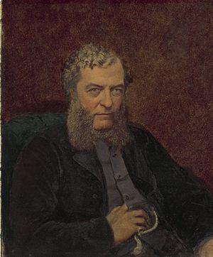 John Lort Stokes - John Lort Stokes in 1864