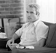 Interview with McCain on April 24, 1973, after his return home