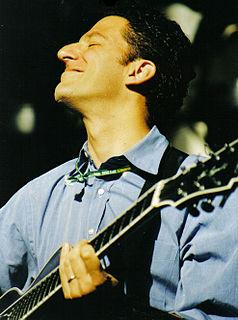John Pizzarelli American jazz guitarist, vocalist, songwriter and bandleader