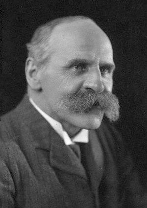 John Scott Haldane - John Scott Haldane c. 1910