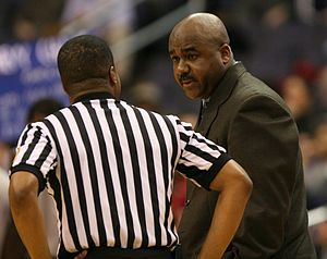Georgetown Hoyas men's basketball - John Thompson III took over coaching duties in April 2004.