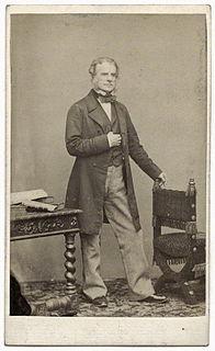 John Wilson-Patten, 1st Baron Winmarleigh British politician (1802-92)