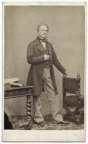 John Wilson-Patten, 1st Baron Winmarleigh - Image: John Wilson Patten