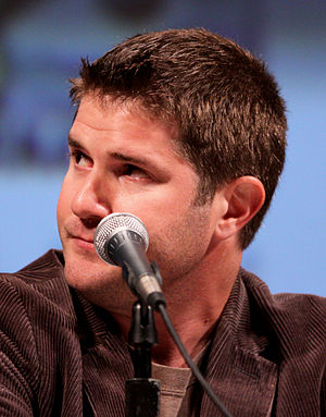 Jonathan Liebesman - Liebesman at San Diego Comic-Con in July 2010