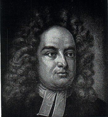 Jonathan Swift portrait