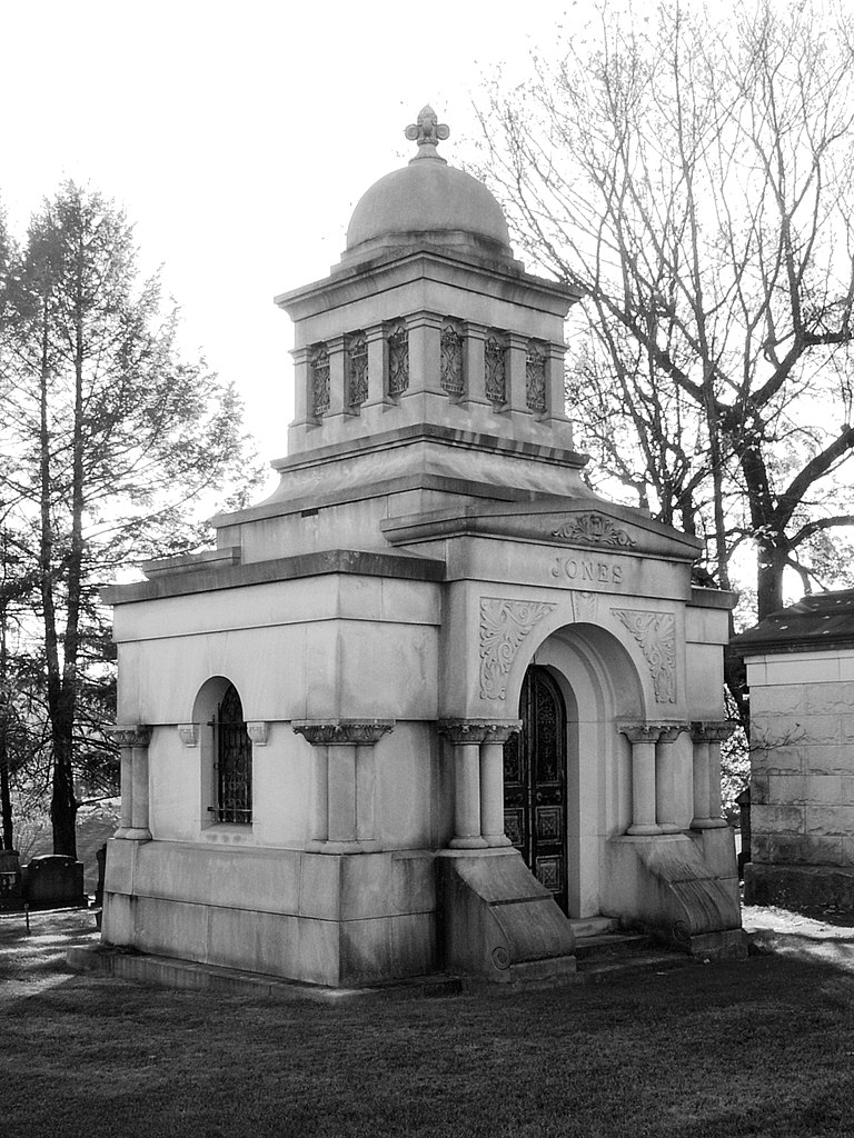 Jones mausoleum