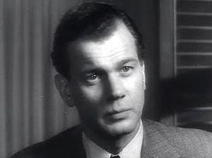 Schauspieler Joseph Cotten