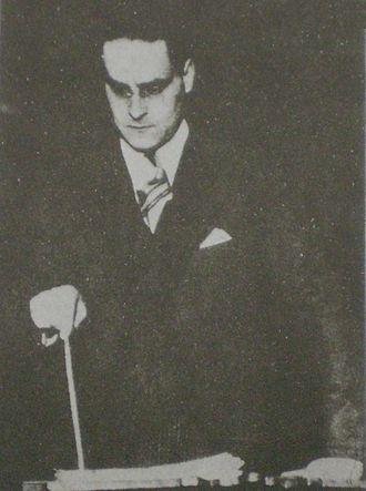 Juan José Castro - Composer Juan José Castro