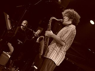 Julien Lourau French musician