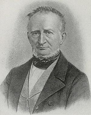 Julius Theodor Christian Ratzeburg - Julius Theodor Christian Ratzeburg.