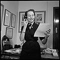 June Dally Watkins Modelling School, Sydney, ca. 1952 - photonegative by Peter Godwin (7785518276).jpg