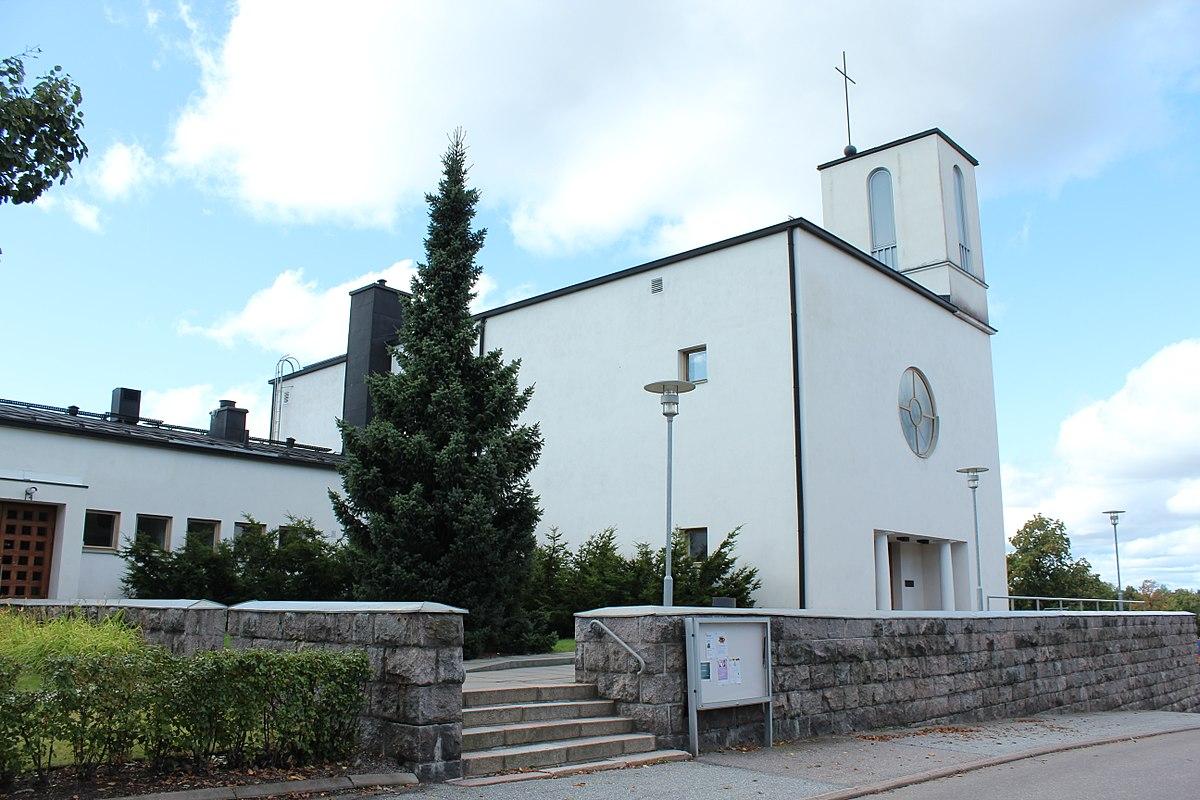 Käpylän kirkko (Helsinki) – Wikipedia