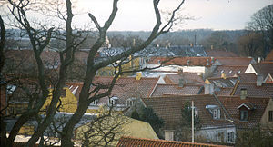 Køge - Image: Køge during winter