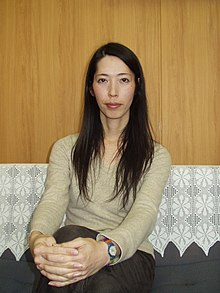 Aya Kamikawa, the first transgender person in Japan to hold an elected office (and won re-election rather handily). The government told her she'd be considered male; she told them she'd work as a woman. Image courtesy Kenji-Baptiste OIKAWA via Wikimedia Commons.
