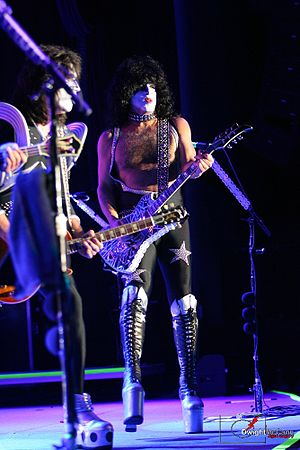 Paul Stanley - Stanley in concert with Kiss at the Chumash Casino Resort in Santa Ynez, California