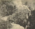 KITLV - 151099 - Demmeni, J. - Train on the cog railway in the Anai Gorge, Sumatra - circa 1910.tif