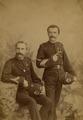 KITLV - 181446 - Stafhell & Kleingrothe - Medan-Deli-Sumatra's O.K. - Studio portrait of two policemen in Medan, Sumatra - circa 1900.tiff