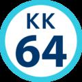 KK-64 station number.png