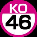 KO-46 station number.png