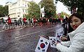 KOCIS Korea President Park Official Ceremonial Welcome UK 07 (10832338683).jpg
