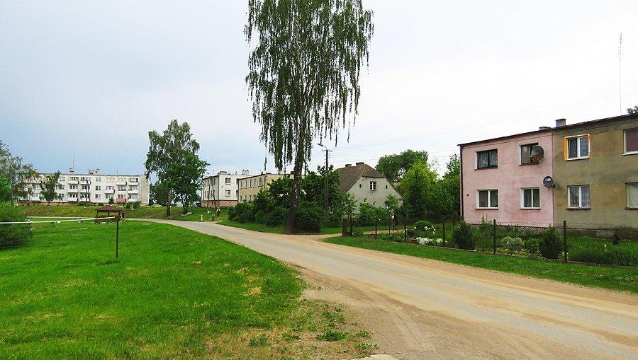 Krzemieniewo, Warmian-Masurian Voivodeship