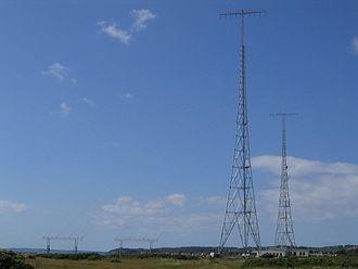 Kalundborg Transmitter - Image: Kalundborg longwave.swn