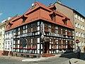 Kamień Pomorski, Hotel pod Muzami - panoramio.jpg