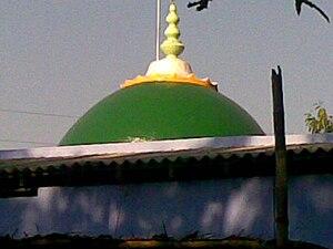 Melakkal Kanavai - Tomb of the Dargah of Hazrat Varushai Syed Ibrahim waliyullah, Kanavai, Melakkal, Madurai