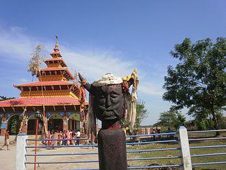 Saptari District - Kankalini Temple