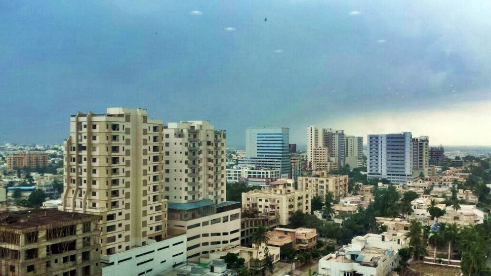 Karachi after rain-20160629