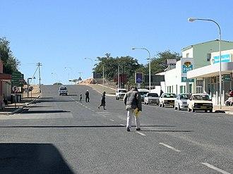 Karasburg - Image: Karasburg, Namibia