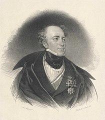 Karl Chotek (1783–1868) by Josef Kriehuber cropped.jpg