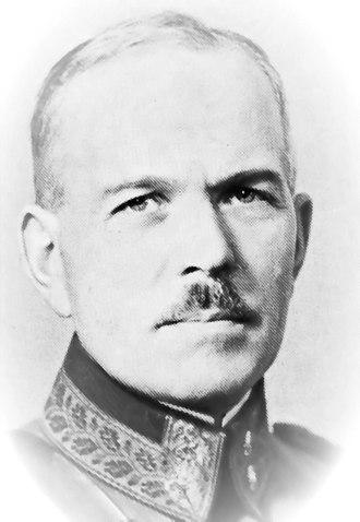 Karl Lennart Oesch - Lennart Oesch in 1918