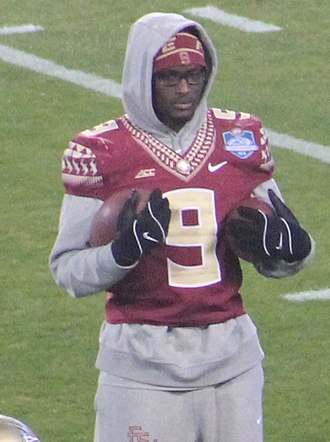 2014 Florida State Seminoles football team - Runningback Karlos Williams