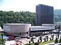 Karlovy Vary, Thermal, před IFF 2010 (01).jpg